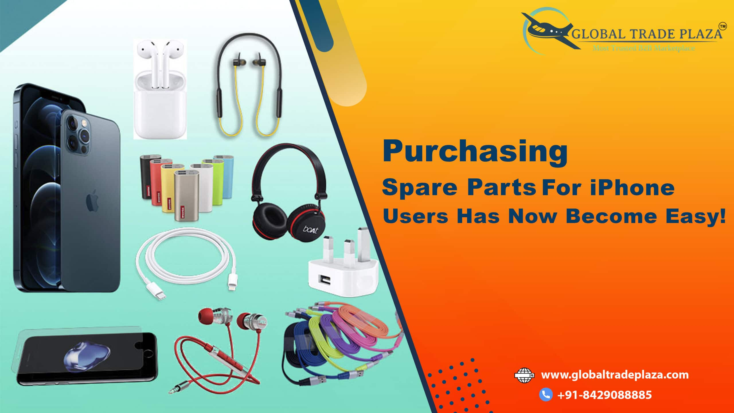 Purchasing Spare parts for iPhone