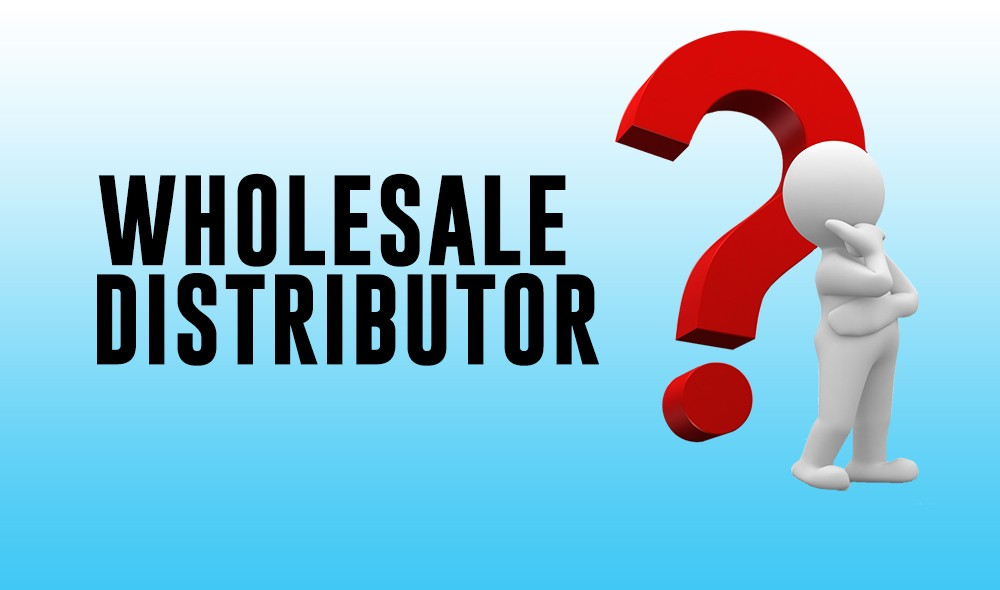What is a wholesale distributor?