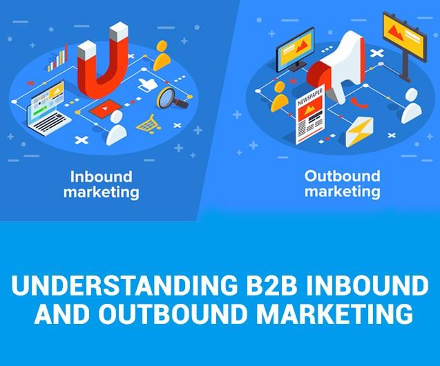 Understanding B2B Inbound and Outbound Marketing